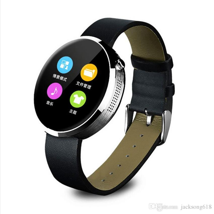 DM360 Smartwatch Digital Bluetooth Smart Watch 2016 Wristwatch Wearable Devices For iphone Samsung Android Phone Heartrate Monitor Pedometer