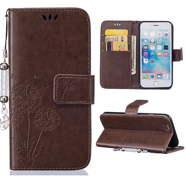 Luxury High Quailty PU leather Case For Samsung Galaxy S6 S7 Stand Design Book Style Cover Cases For IPHONE5 5S 6 6S PLUS