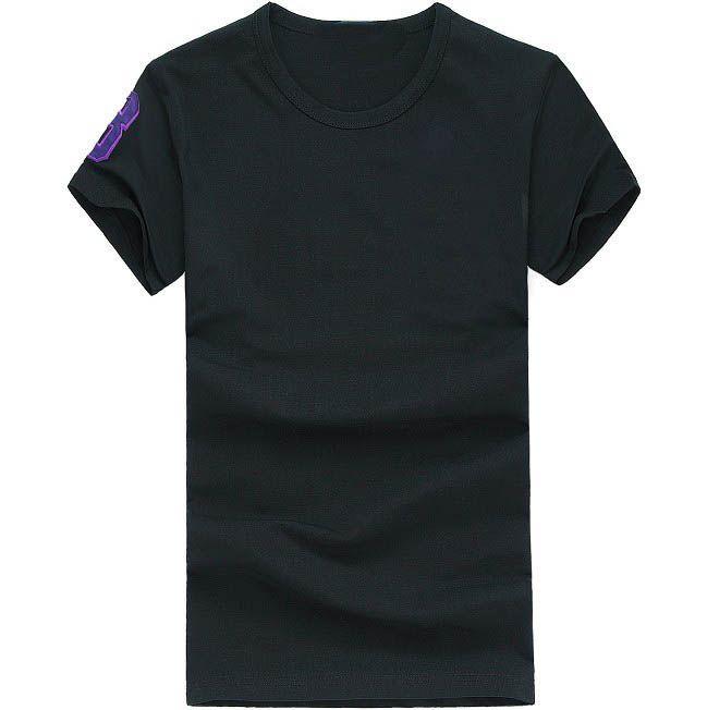 Envío gratis 2016 de algodón de Alta calidad nueva O-cuello de manga corta camiseta de la marca de los hombres camisetas de estilo casual para los hombres del deporte T-shirts