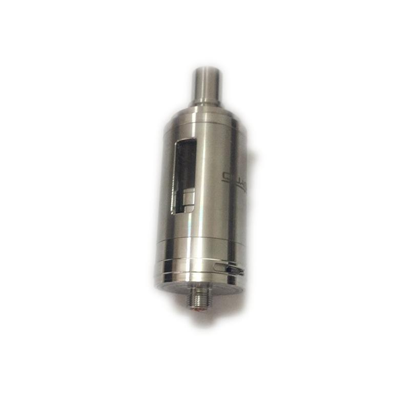 Mais novo Quasar Styled RTA Rebuildable Tanque Atomizador 316 aço inoxidável 3.0 ml tanque De Vidro interno Dual aço inoxidável postos de design de Alta Qualidade