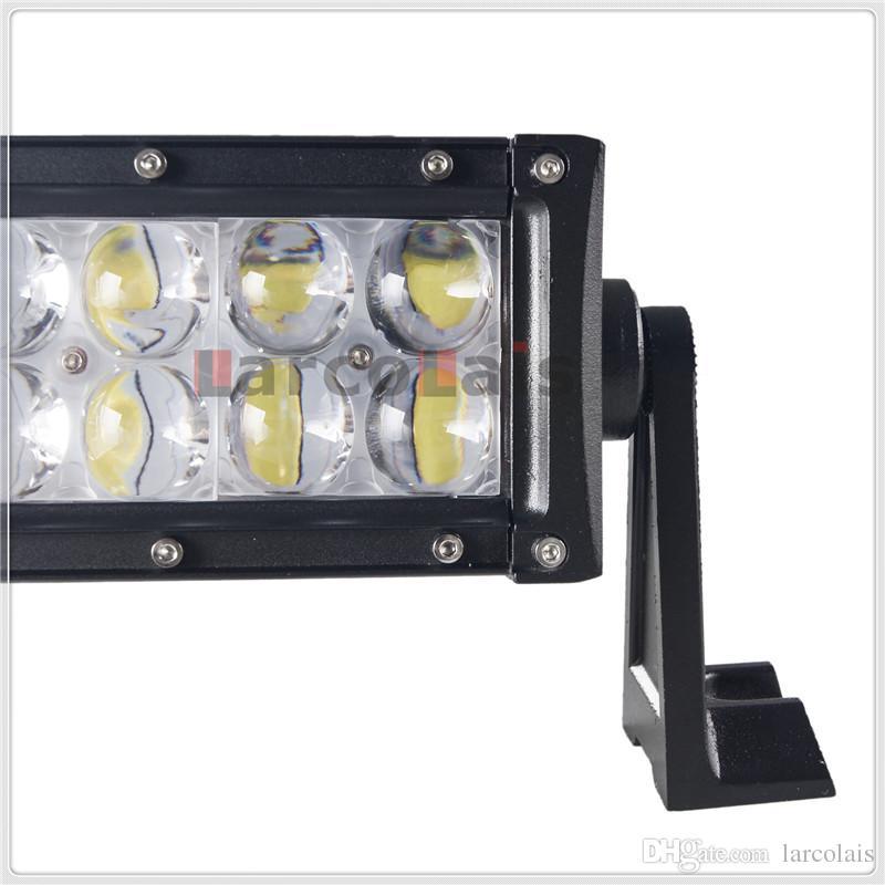 4D 42 Zoll 400W kurvte CREE LED Arbeits-Lichtstange für Traktor-Boot OffRoad 4WD 4x4 LKW SUV ATV-Stellen-Flut-kombinierten Strahl 12V 24v