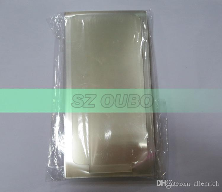 For iphone 6 plus front screen protector refurbishment film, LCD front screen protecting film for repair lcd DHL