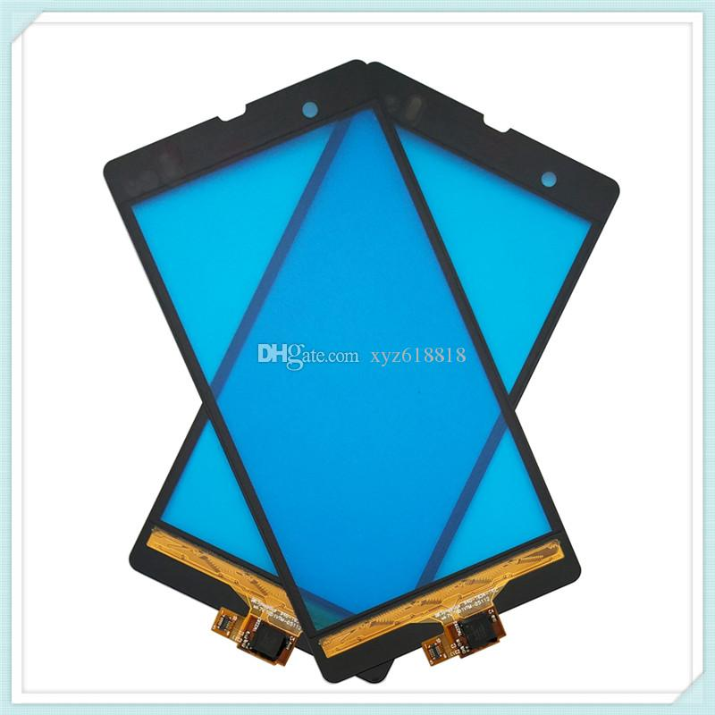 Replacement Touch Screen For Sony Xperia Z L36h L36 LT36i C6603 C6602 Touch Panel Sensor Digitizer Glass Lens