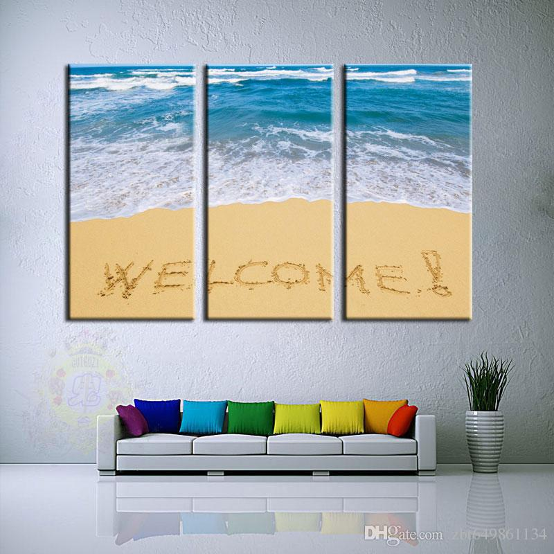 Resim Tuval Painting Canvas To Cheap 3 Canvas Wall Art Photography ...