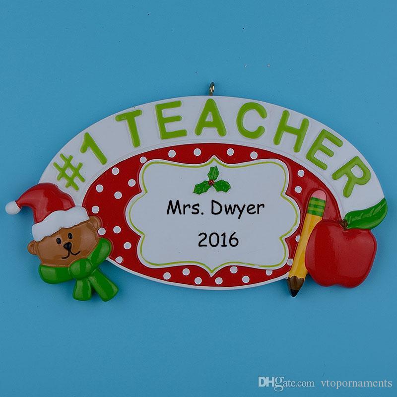 2017 1 Teacher Baby Sitter Uncle Favorite Nephew Niece