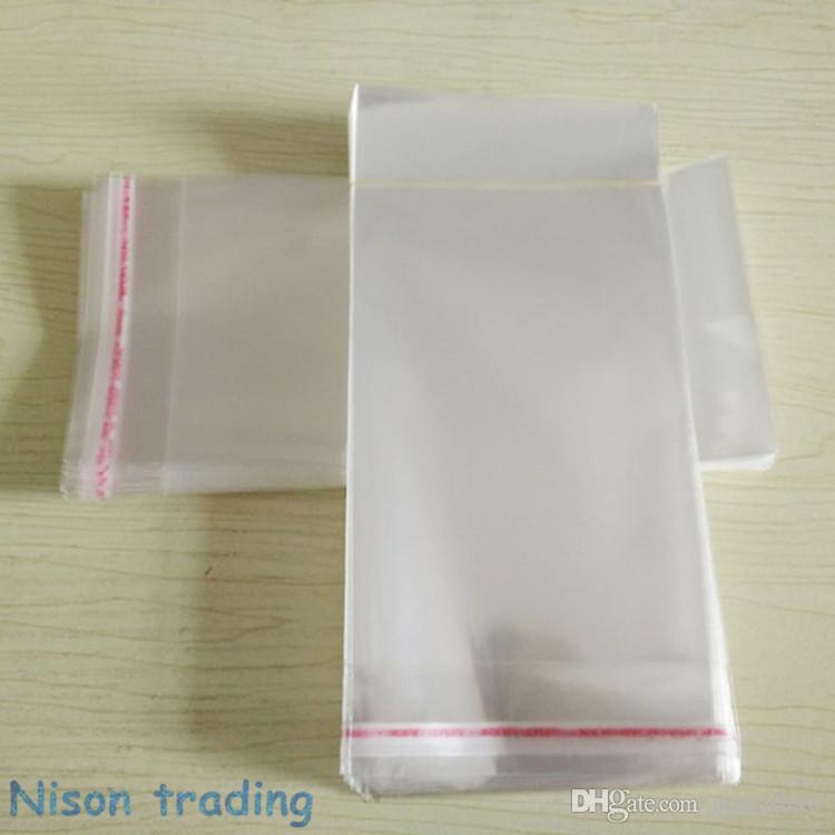 1123cm pack stockings packaging plastic bags transparent self 1123cm pack stockings packaging plastic bags transparent self adhesive seal opp bag with resealable glues tape clothing bag fabric pouch phone bag online m4hsunfo