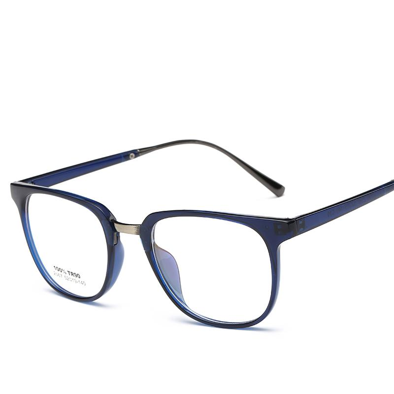 038f6ec70a80 Wholesale TR90 Men Women Eyeglasses Frame Cute Brand Myopia Designer Optical  Clear Glasses Frame High Quality Spectacle Frame Canada 2019 From  Fashionkiss