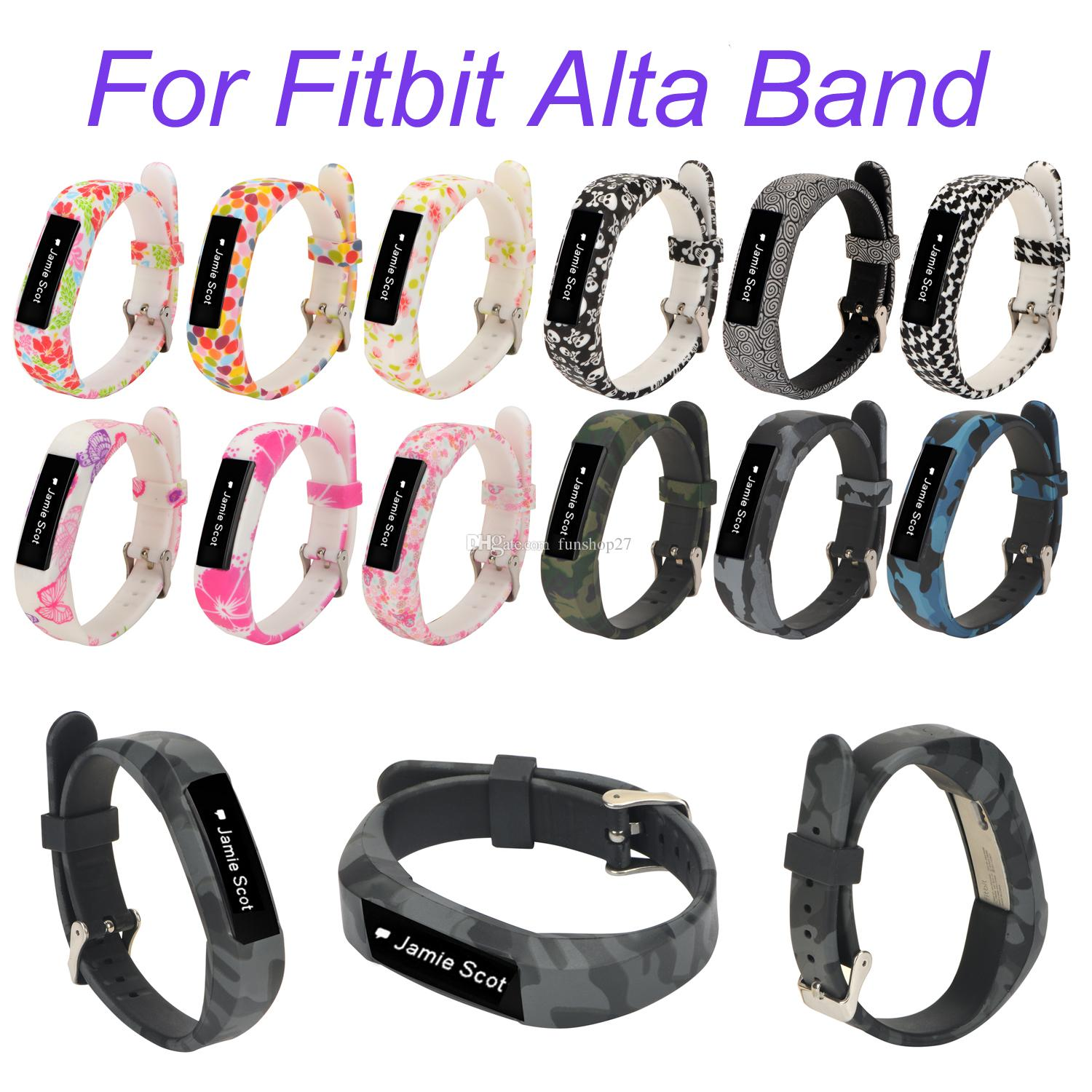 How to fix fitbit alta band
