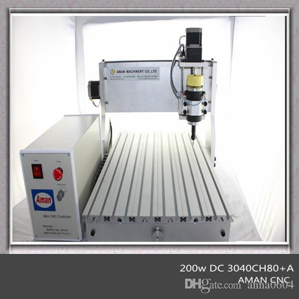 2018 Wuxi Aman Hot Sell Cnc Metal Engraving Machine Cnc Woodworking