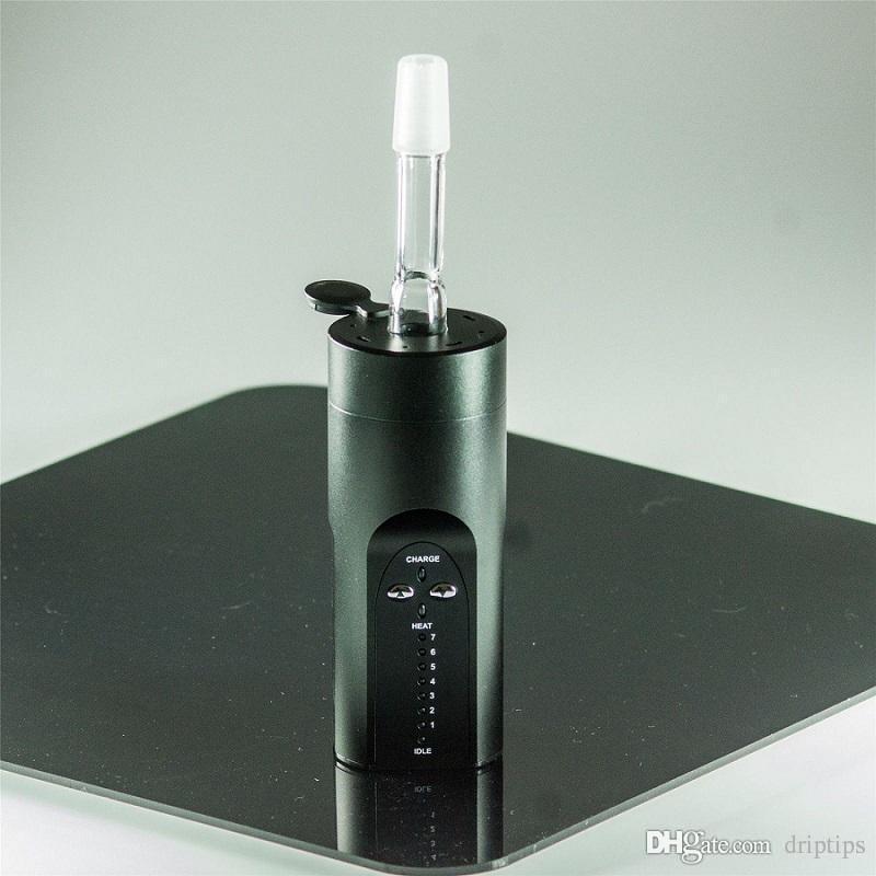 Vaporizador accesorio aroma tubo de vidrio herramienta 14mm 18mm adaptador para Pinnacle Pro Vaporizador