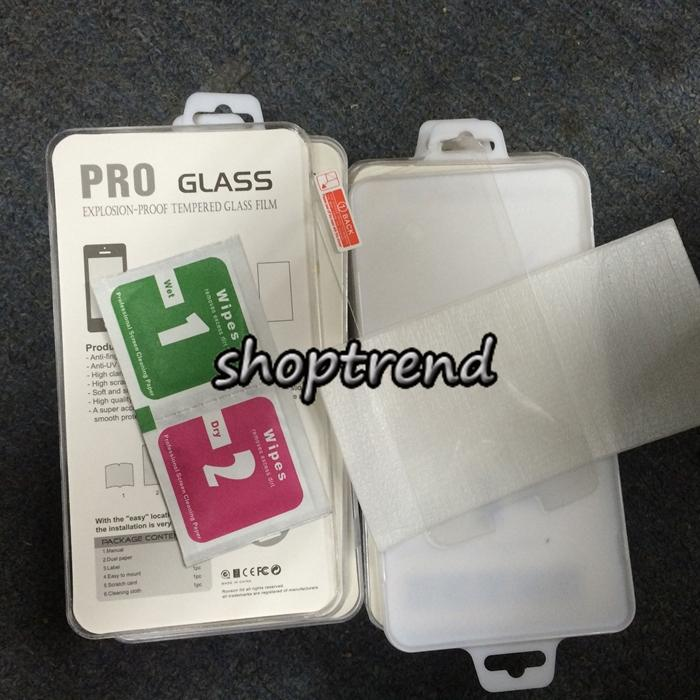 For Iphone X 10 Phone 9H Anti- Explosion Tempered Glass Front Screen Protectors Films Bulk DHL/Fedex Shipping