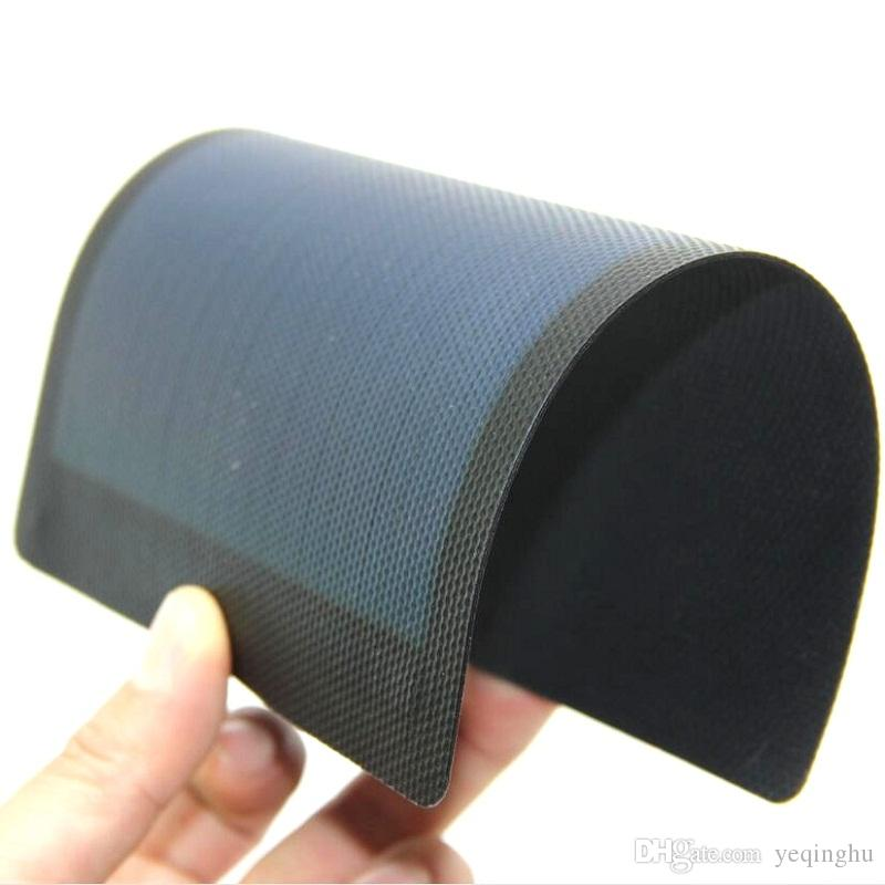 1.5W Flexible Solar Cell Amorphous Silicon Foldable Very Slim Solar Panel 2V 1000MA Diy Phone Charger 195*135*0.8MM