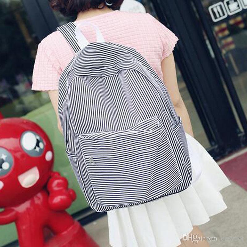 Monogrammable Chevron Backpack,Canvas Backpack, Monogrammable Back to School Set- Seersucker Set, Chevron Bookbag, Travel backpack EAD-085