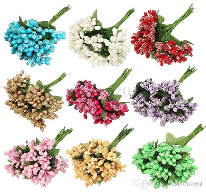 Knives Folding 2016 New Artificial Berry Flower Bridal Bouquet ...