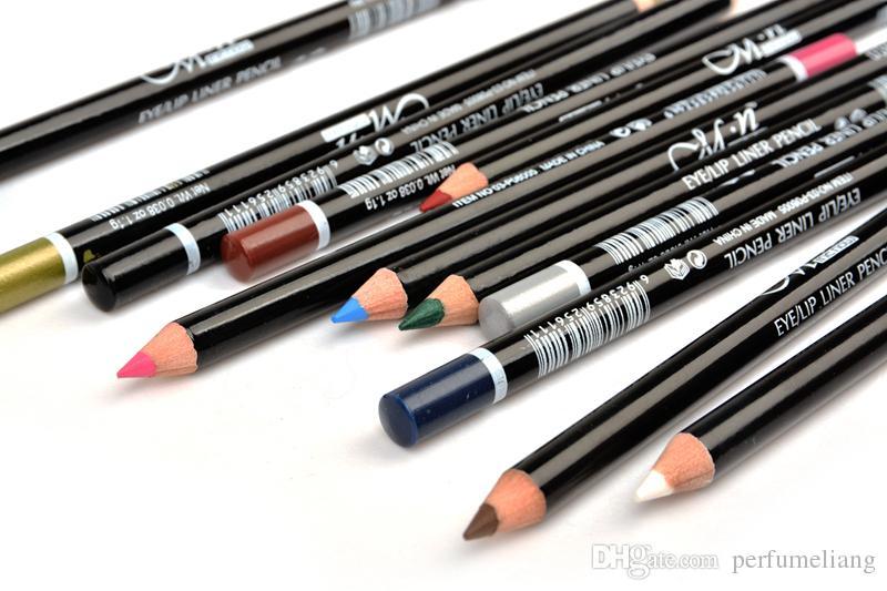 i Eye Make Up Eyeliner Matita Waterproof Sopracciglio Beauty Pen Eye Liner Labbra bastoni Cosmetici Occhi Trucco WB0252