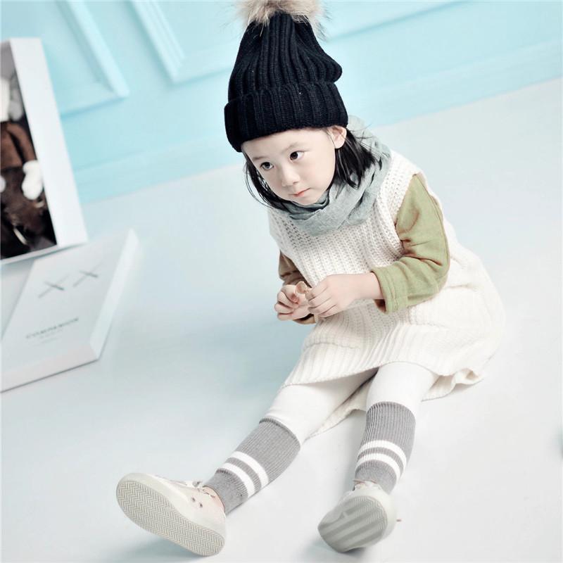 أطفال الفتيات طماق ملابس الطفل السراويل طماق جوارب طويلة الجوارب سروال ملابس الشتاء ارتداء ملابس الأطفال القطن 702