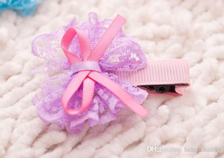 Pet Cat Dog Hair Clips Beautiful Hair Bows Bow Tie Puppy Hair Accessories Pets Christmas Halloween Party Decor Supplies