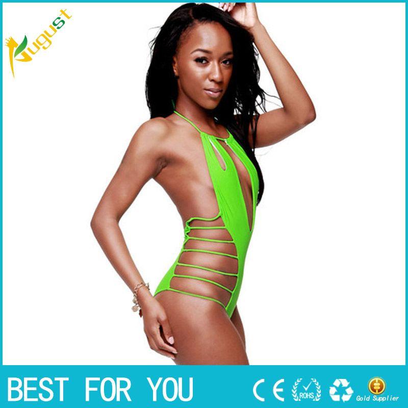 dfc39b7e53 2016 Women Bikinis Vintage Bohemian Ladies Push Up Bikini Set Summer ...
