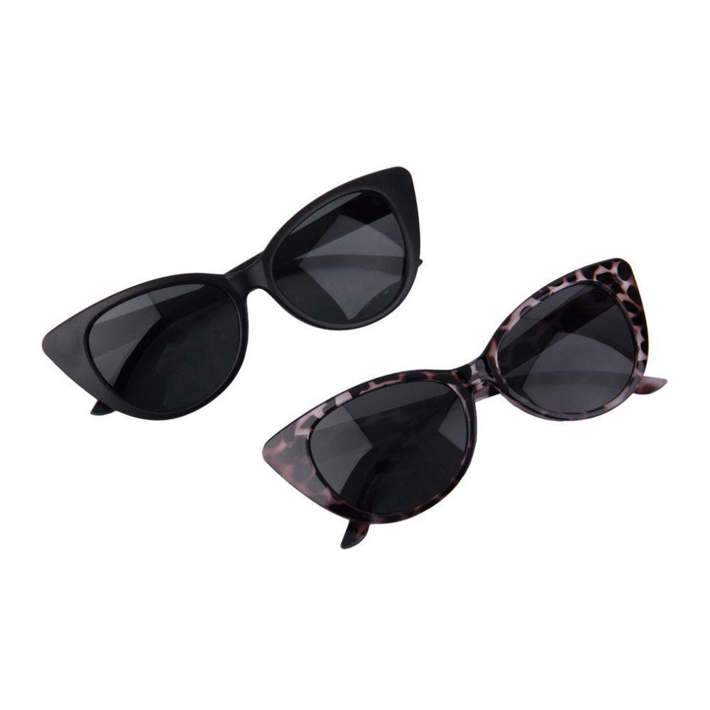 Super Popular Sexy Mod Chic cat eye sunglasses women Inspired Retro Sun glasses Shades Hot Selling