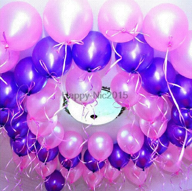 Wedding Birthday Party Decoration Balloons Latex Inflable Thickening