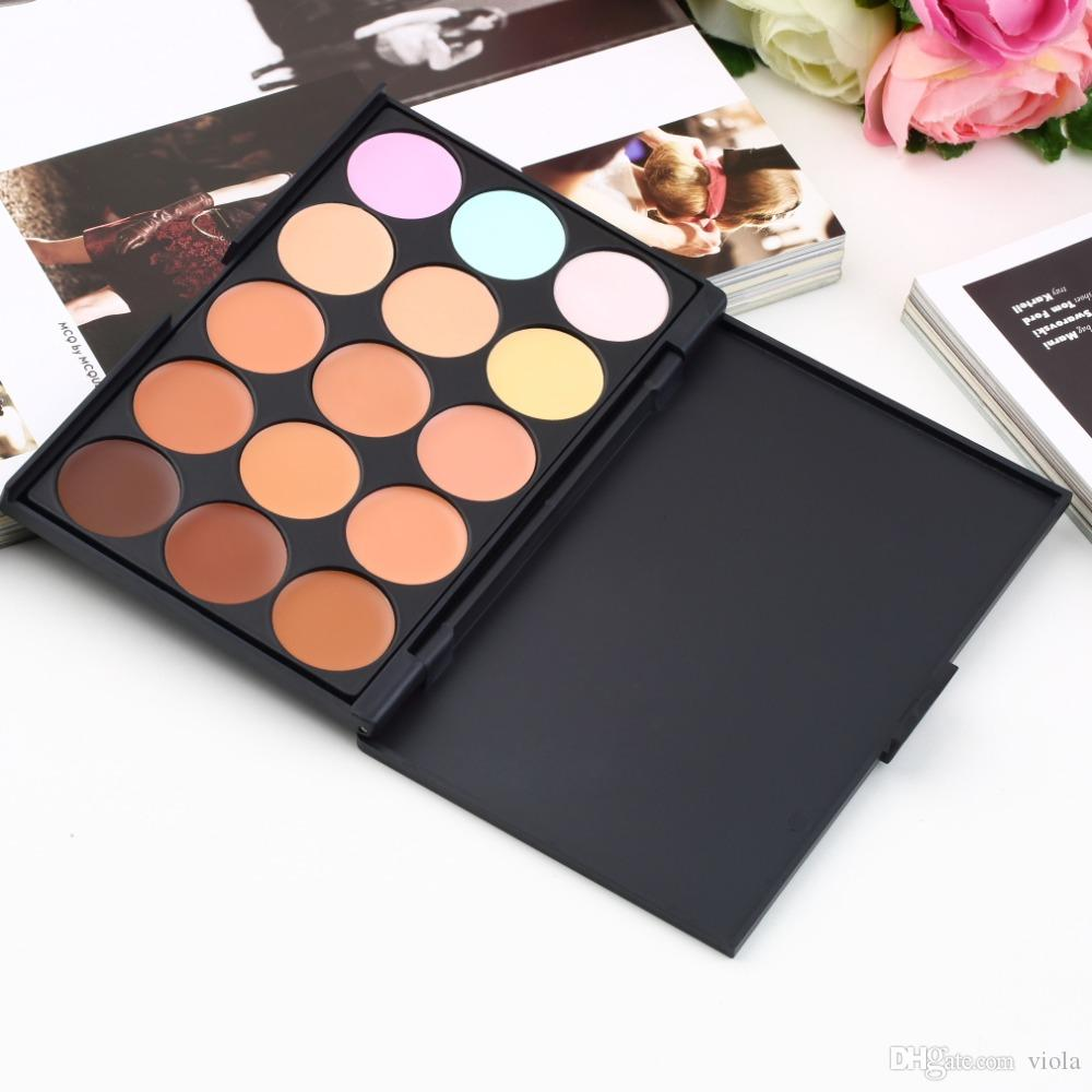 Best Perfect Neutral Party Makeup Eyeshadow Camouflage Facial Concealer Palette Eye Shadow Professional high quality 2016 New