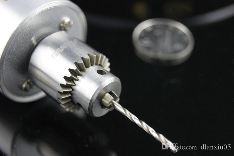 Alta qualità di lunga vita grande potere non spazzolato Micro trapano elettrico del mini trapano del PWB del trapano elettrico del motore del trapano a mano