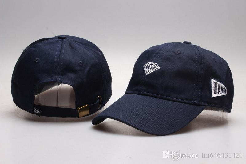 the latest 0f31a aa658 Diamond Visor adjustable snapback hats ,Classic men   women Baseball sports  caps , Adult s running Climing summer headawear , 9 colors!