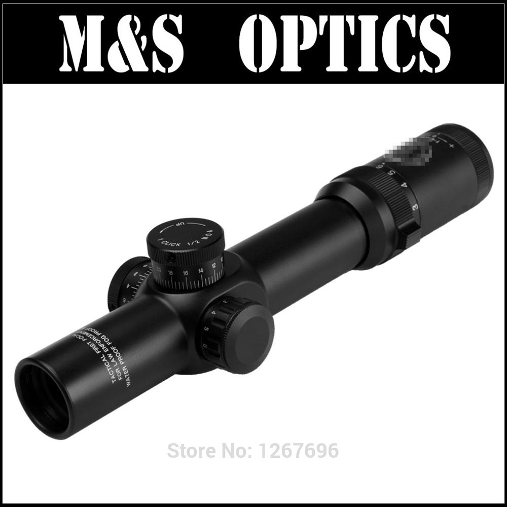 1 6x28 Irg Ffp Optical Sight Hunting Tactical Scope Riflescope For