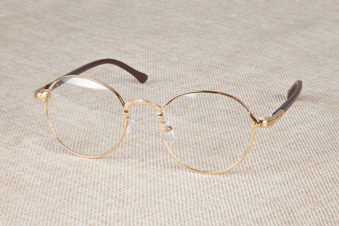 56ecb7e03ca 2019 Vintage Retro 60s Eyeglass Frames Full Rim Eyewear Glasses Women Men  Spectacles Clear Lenses Optic RX Brand New Hot Sale Unisex Fashion Gold  From ...