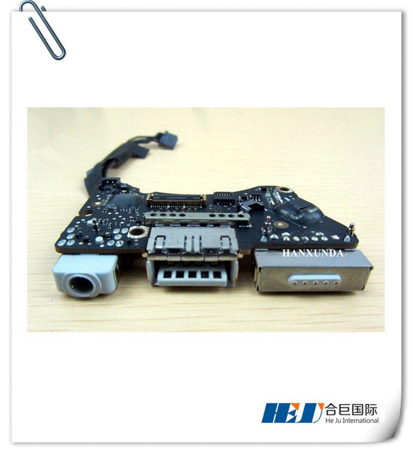 Power Jack Board USB I/O Board for MacBook Air A1465 DC-IN Board MD223 MD224 2012 Year MOQ: