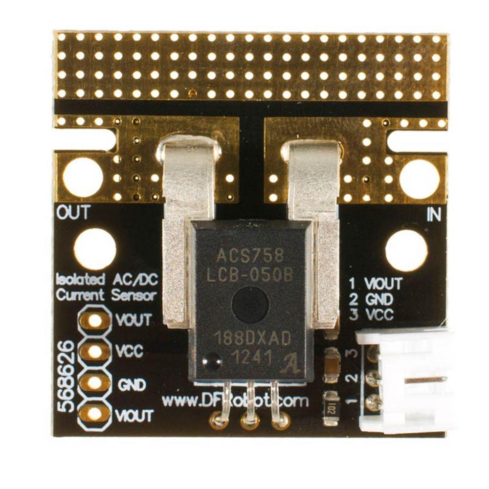2018 50a Ac Dc Current Sensor Detection Module For Arduino Currentsensorcircuit1jpg From Bulemon 2614