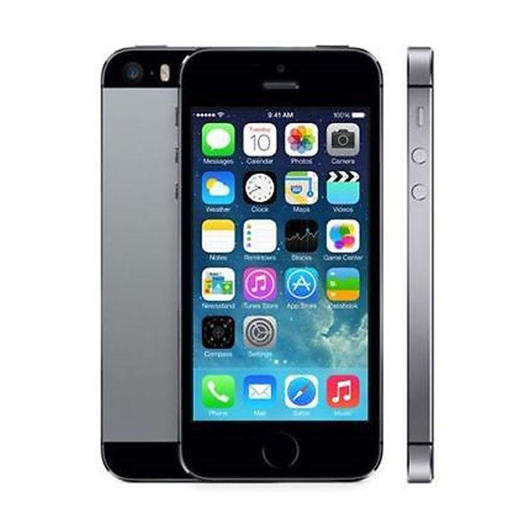 Original Recondicionado Apple iPhone 5 iPhone5 Smartphone RAM 1G 16 GB / 32 GB / 64G WIFI 3G GPS em caixa Selada