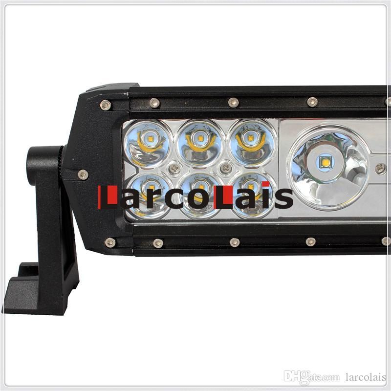 25,7 Zoll 116w Cree LED Bar Spot Combo Arbeitslicht für Off-Road-Arbeit Offroad Boot Auto LKW 4x4 SUV ATV fahren