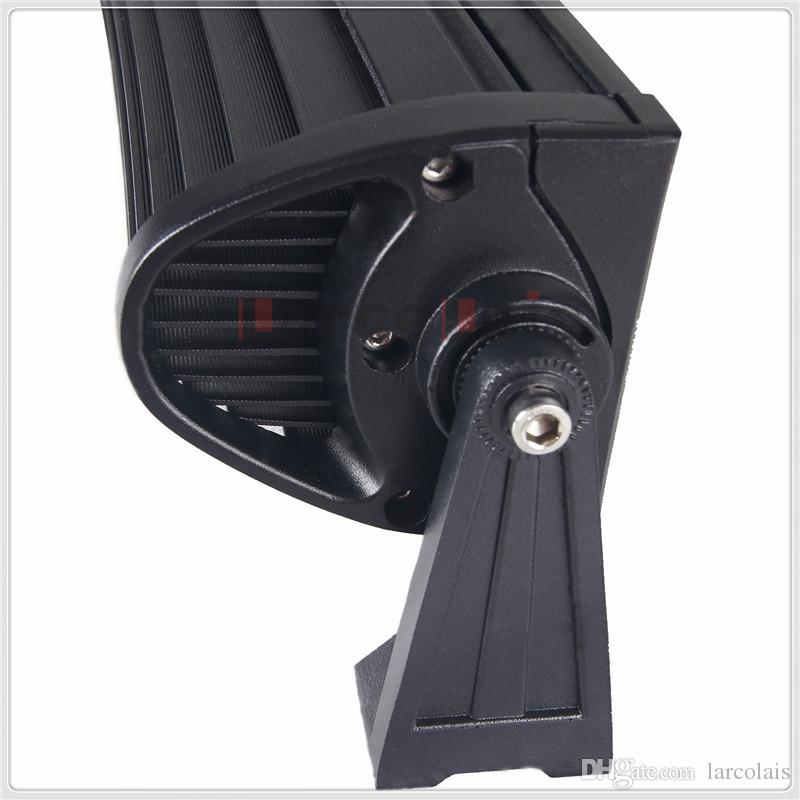 52 zoll 500 Watt 5D Gebogene CREE LED Arbeitslichtleiste für Traktor Boat OffRoad 4WD 4x4 Lkw SUV ATV Spot Flood Combo Beam 12 V 24 v