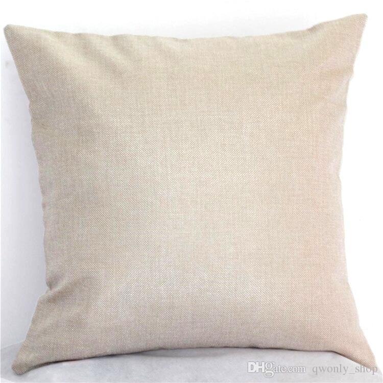 i donne sexy rosso cuscino federa nera moda bianco quadrato cotone biancheria cuscino 45 * 45 centimetri decorazione della casa