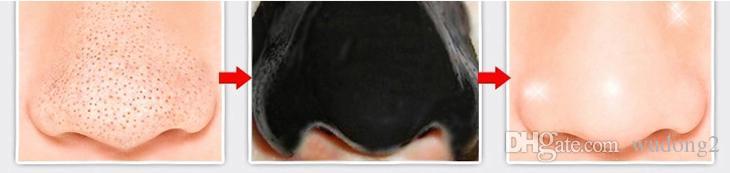 PILATEN Minerales Faciales Conk Nariz Cuidado Facial Máscara Limpieza Estilo Rasgado Tira de Poro Limpieza Profunda Nariz Máscara Facial Espinilla Acne