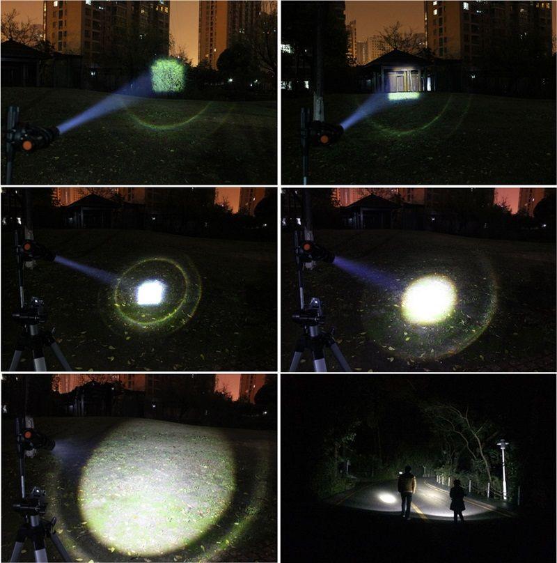 Alonefire SK68 CREE XPE Q5 LED Wholesale Mini Flashlight Waterproof Adjustable Focus tactical Zoom Spotligh lantern student child Troch Lamp