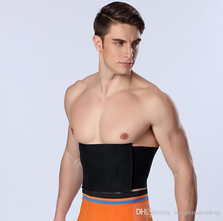 online cheap mens fitness body shapers slimming underwear waist cinchers womens slimming belt tunic beam abdomen save good belly body sculpting girdle by