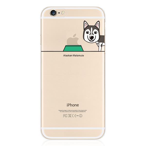 Cute Clear Iphone  Cases