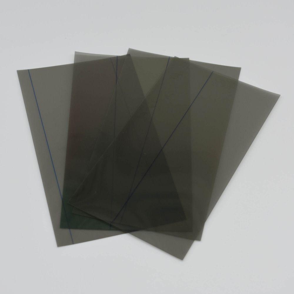Original novo polarizador filme polarizador polarizador difusor difundir filmes para iphone 7 7 plus 4S 5 5c 5c 6g 6 s 6 p 6 s além de
