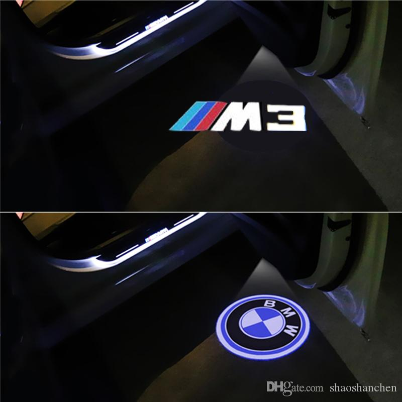 2018 led car door light logo laser projector light for bmw. Black Bedroom Furniture Sets. Home Design Ideas