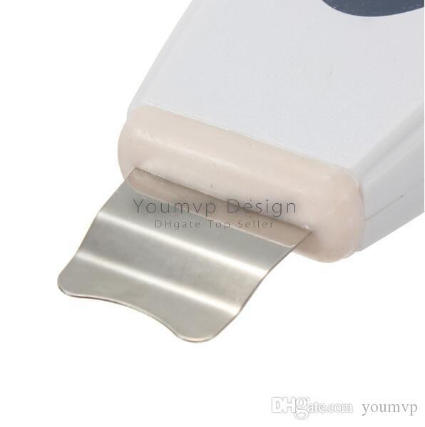 Peeling Ultrasonic da Tela LCD Peeling Portátil da Pele Máquina de Beleza Peel Facial Spa Salon Equipamentos Para Beleza JJD2305