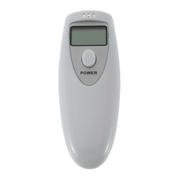 6387B Portable Mini LCD Display Digital Alcohol Breath Tester Professional Breathalyzer Alcohol Meter Analyzer Detector~