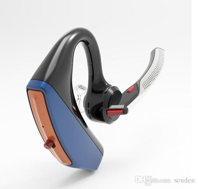 más fresco más nuevo V15 Bluetooth Earphone que cuelga el control de voz estéreo del negocio del auricular de Bluetooth 5200B auriculares que ejecutan el deporte