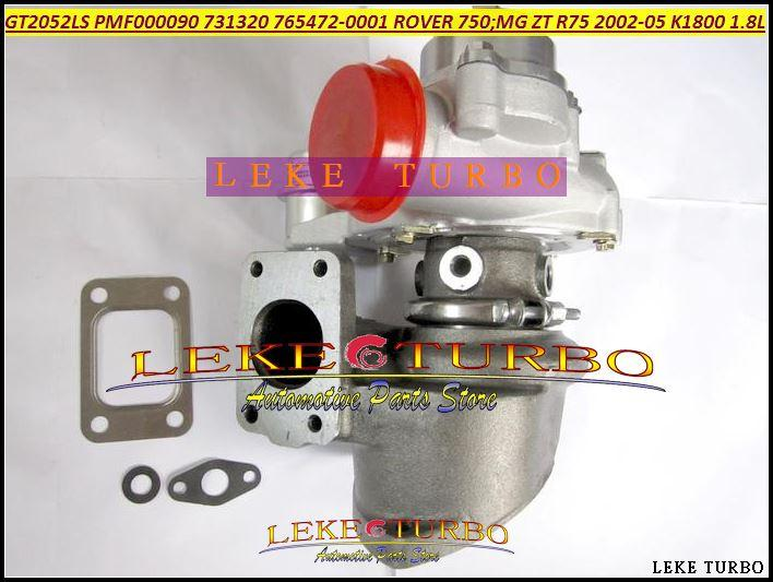 GT2052LS PMF000090 731320-5001S 765472-0001 Turbo Turbocharger For ROVER 75 2002 MG ZT R75 2002-05 K1800 18KAG 1.8L (5)