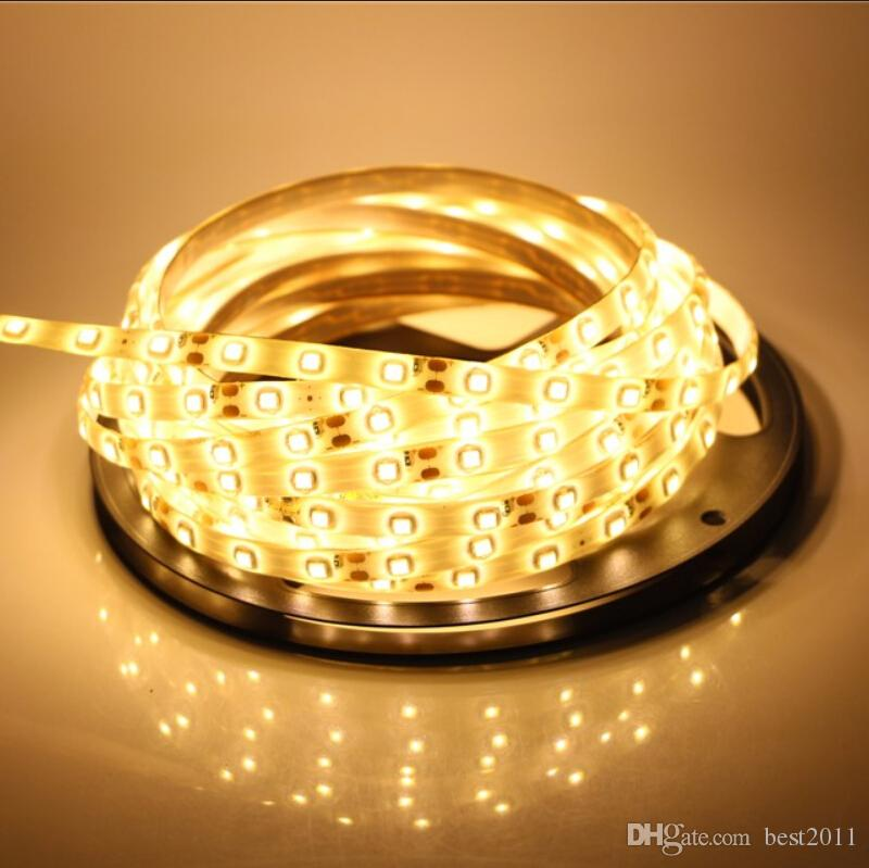 1M Waterproof DC 5V USB Cable LED Strip Light String 2835 SMD Decorative Ribbon Lamp LED Tape For TV Background
