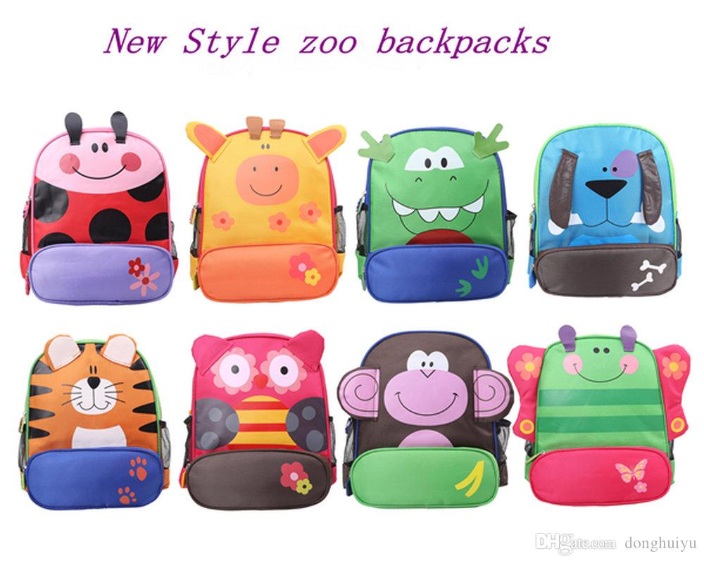 8d4c46f91af9 High Quality Baby Cartoon Preschool Bag School Backpack Children School Bag  Kids Daypack Baby Gifts 8 Styles Waterproof Small Backpack Laptop Backpacks  From ...