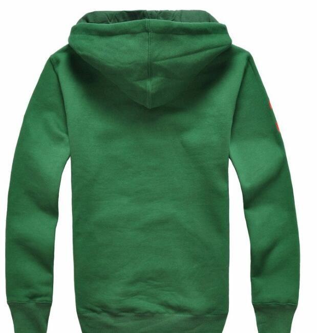 2018 new Hot sale High quality men's Hooded Sweatshirts Outwear Hoodies men's Letters fashion Hoodie Sweatshirts
