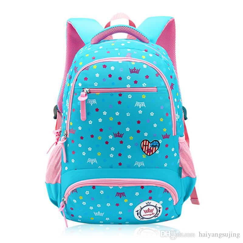 bb7274f19a Printing School Bags Backpack Schoolbag Fashion Kids Lovely Backpacks For  Children Teenage Girls Boys Student Mochila Backpack Handbags From  Haiyangsujing