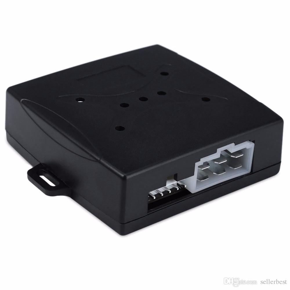 Nouveau moteur de voiture Push Start avec bouton de commande à distance Bouton RFID Starter Starter Starter / Entrée sans clé Démarrage Système d'immobilisateur STOPT